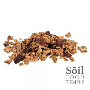 Bulkfood Kitchen & Remedy mixed granola Available in 100 Gram 500 Gram 1Kg