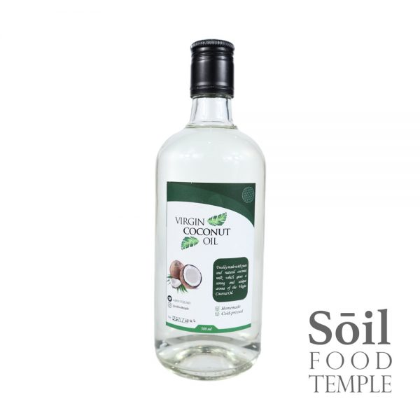 Groceries Oil virgin cocoNut OIL Available in 500ml