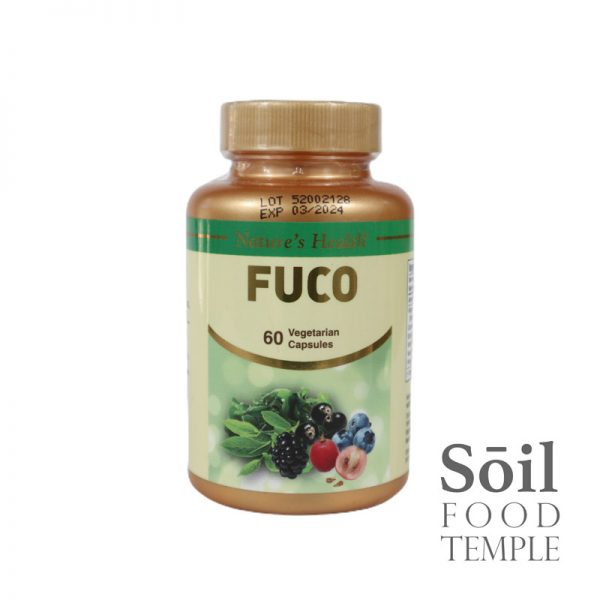 Vitamin & Nutrition Natures Health Fuco Available in 60 tablets