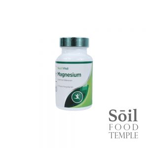 Vitamin & Nutrition Nutri Well Magnesium Available in 30 capsules
